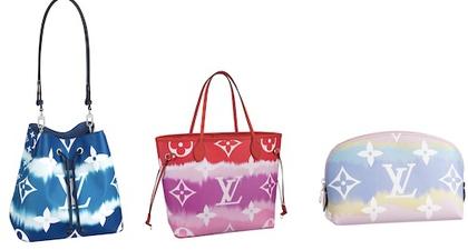 Louis Vuitton Melansir Koleksi Tas Terbaru: LV Escale