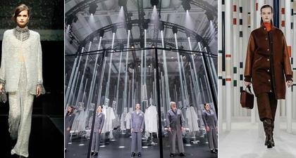 Berikut Pergelaran Fashion yang Dibatalkan Karena Pandemi