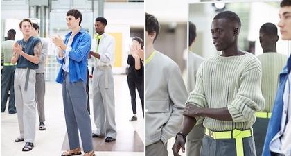 Pesona Kesederhanaan di Koleksi Pria Hermès Summer 2021