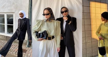 Influencer Fashion Hijab Dunia Wajib Follow di Instagram