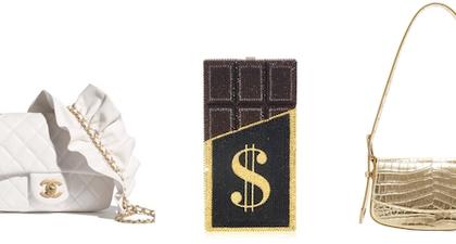 Pilihan Tas Warna Emas untuk Investasi dan Penunjang Gaya