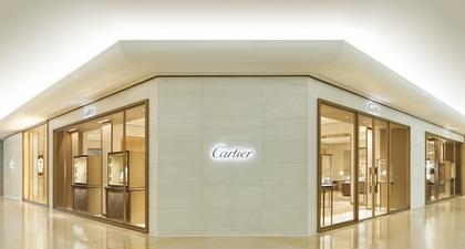 Ada Unsur Nusantara di Butik Baru Cartier Plaza Indonesia