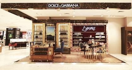 Gerai Terbaru Dolce & Gabbana Beauty Dibuka di Jakarta