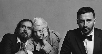 Mengintip Kolaborasi Burberry dan Vivienne Westwood