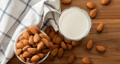 Susu Almond: Manfaat dan Kekurangannya