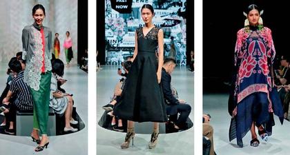 3 Desainer Membuka Plaza Indonesia Fashion Week 2018