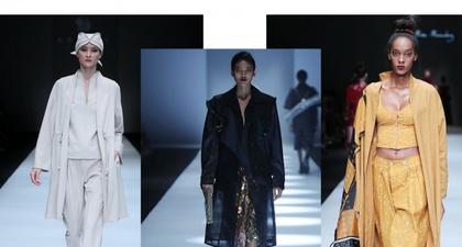 Simak Beberapa Koleksi Desainer di Jakarta Fashion Week