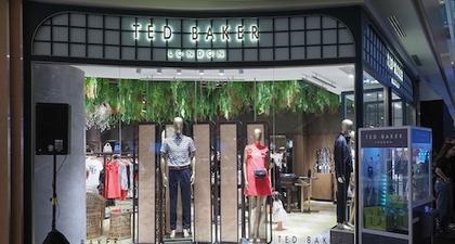 Butik Terbaru Ted Baker Dibuka di Grand Indonesia