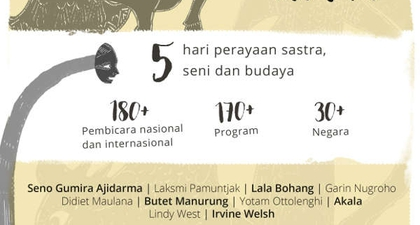 Ubud Writers Readers Festival 2019