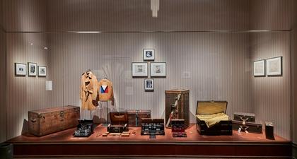 Ekshibisi Louis Vuitton di Seoul