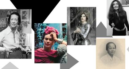 5 Tampilan Inspirasi Wanita Legendaris Dunia