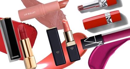 Lipstik dengan Warna Menarik untuk Hari Raya