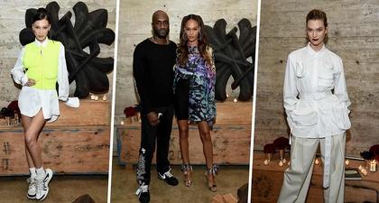 Para Selebriti Rayakan Louis Vuitton Menswear Terbaru