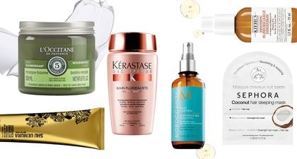 10 Produk Perawatan untuk Rambut Mengembang dan Kaku