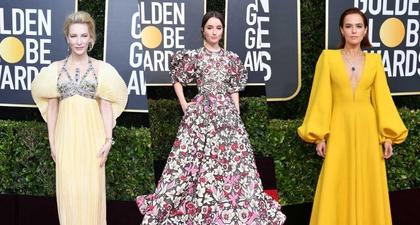 10 Gaun Terbaik dari Malam Penghargaan Golden Globes 2020