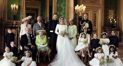 10 Fakta Fashion Para Tamu VIP di Royal Wedding