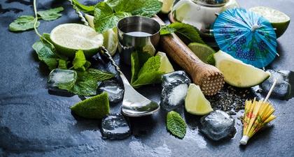 4 Resep Cocktail Mudah untuk Dipraktikkan di Rumah