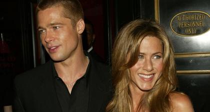 Brad Pitt & Jennifer Aniston Terlihat di Pesta yang Sama