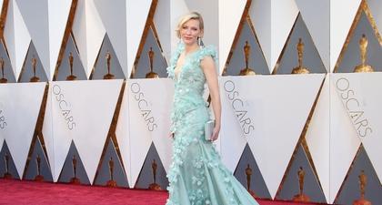 Cate Blanchett Usul Agar Hindari Fast Fashion di Red Carpet