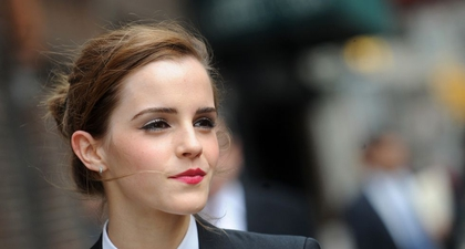 Emma Watson Resmi Bergabung dengan Dewan Kering