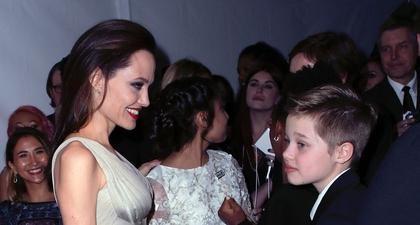 Angelina Jolie Rayakan Ulang Tahun Shiloh dengan Sempurna