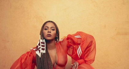 Beyoncé Tampil Memukau di Kampanye Ivy Park x Adidas Terbaru