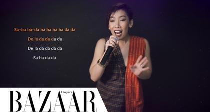Ary Kirana Menyanyikan Lagu Meghan Trainor