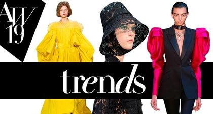 10 Tren Fashion Fall/Winter 2019 yang Perlu Anda Ketahui