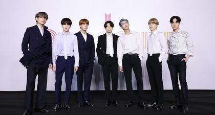 Lihat Penampilan BTS Dalam Balutan Busana Louis Vuitton Men