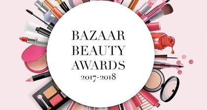 BAZAAR BEAUTY AWARDS 2017-2018