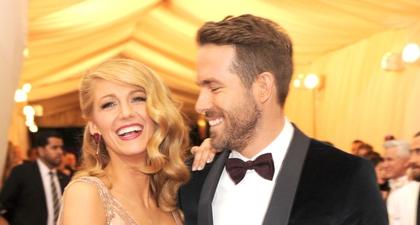 Ryan Reynolds & Blake Lively Sesali Tema Pernikahan Mereka