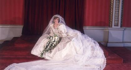 Gaun Pengantin yang Dikenakan oleh Putri Diana akan Dipamerkan untuk Umum Pada Musim Panas Ini