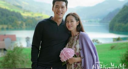 Segala Hal yang Perlu Diketahui Mengenai Perjalanan Hubungan Hyun Bin dan Son Ye Jin