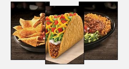 Gerai Pertama Taco Bell Tambah Opsi Restoran Kaum Milenial di Jakarta