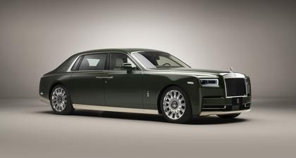 Lihat Wujud Mobil Rolls Royce Phantom Bespoke yang Berkolaborasi Dengan Hermès