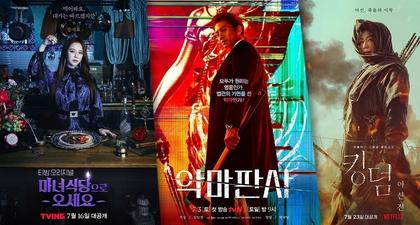 Bersiaplah untuk 6 Drama Korea yang Akan Menemani Hari-Hari Anda selama Bulan Juli