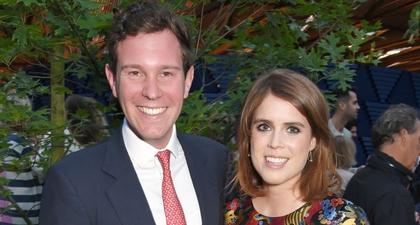 Putri Eugenie dan Jack Brooksbank Bagikan Nama dan Foto Bayi Laki-Laki Mereka