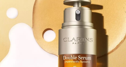 Clarins Rilis Serum Anti Aging untuk Mata dan Kini Sudah Hadir di Indonesia!