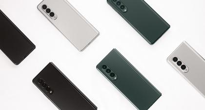 Samsung Galaxy Z Fold3 5G: Ponsel Pintar Stylish dan Multifungsi