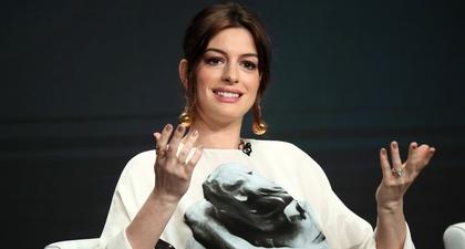 Anne Hathaway Mengungkap, Selama Ini Kita Telah Salah Memanggil Namanya!