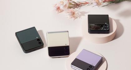 Samsung Galaxy ZFlip3 5G: Smartphone Lipat Mungil yang Menawarkan Segudang Fitur Fantastis