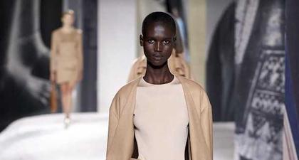 Sensualitas Dalam Busana Struktur dan Bersih di Pergelaran Hermès Spring/Summer 2021