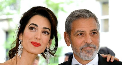 George Clooney Ungkap Alasan Dirinya & Sang Istri Menamakan Anak Kembar Mereka dengan Nama yang Standar