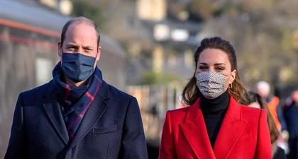 William dan Kate Mengungkapkan Pendapat Mereka tentang Vaksinasi Covid-19