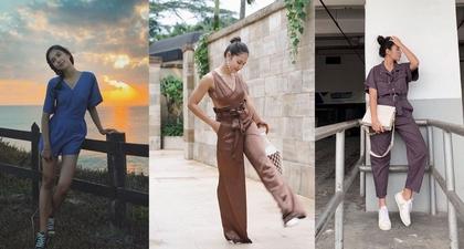 Curi Ide Padu Padanan Jumpsuit dari 5 Selebriti Indonesia Ini, Salah Satunya Agnez Mo!