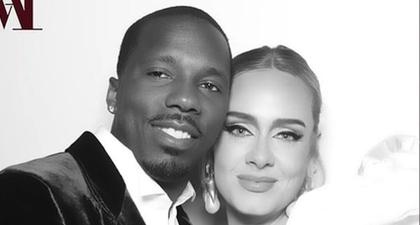Adele Resmi Pamer Kebersamaan dengan Sang Pacar, Rich Paul, di Instagram!