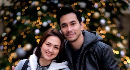Tips Keluarga Harmonis Darius Sinathrya dan Donna Agnesia: Jangan Lupakan Agenda Pacaran!