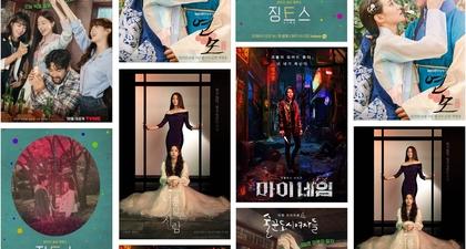 13 Drama Korea dan Reality Show yang Tayang Selama Bulan Oktober 2021, Mana yang Ditunggu?