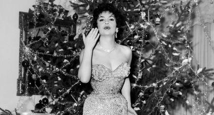 Foto-Foto Lawas Para Selebriti Hollywood Saat Merayakan Natal