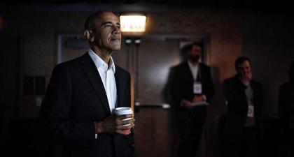 Perdana, Barack Obama Membuat Konten TikTok!
